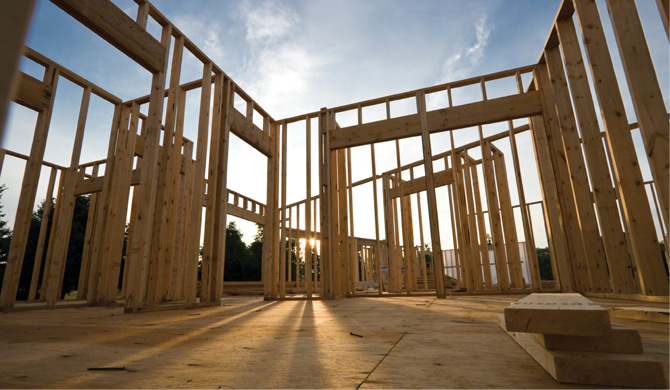 Building your new home in northern california o 39 brien homes for New way of building houses